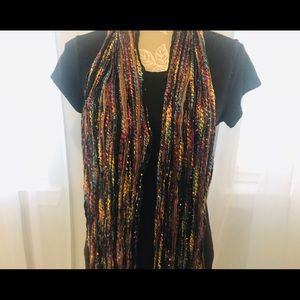 Accessories - COLORFUL Scarf 💜